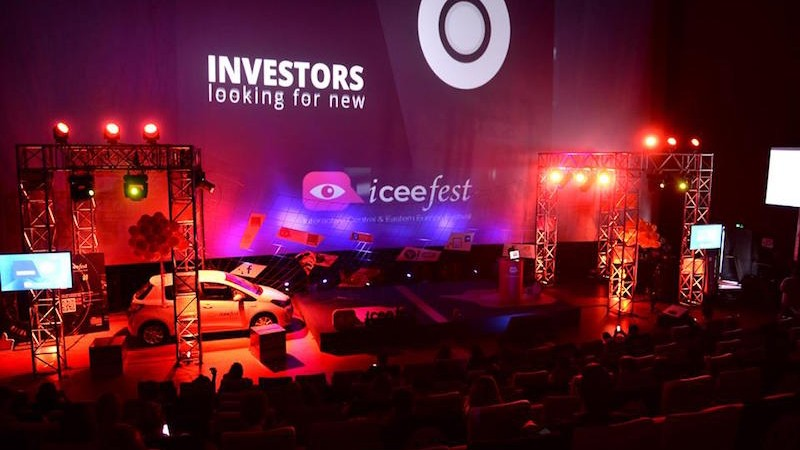 200 Seconds of Fame: Apply and meet the investors @ ICEEfest