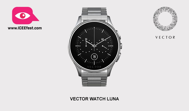 Activate your ICEEfest App and win a beautiful Vector Watch