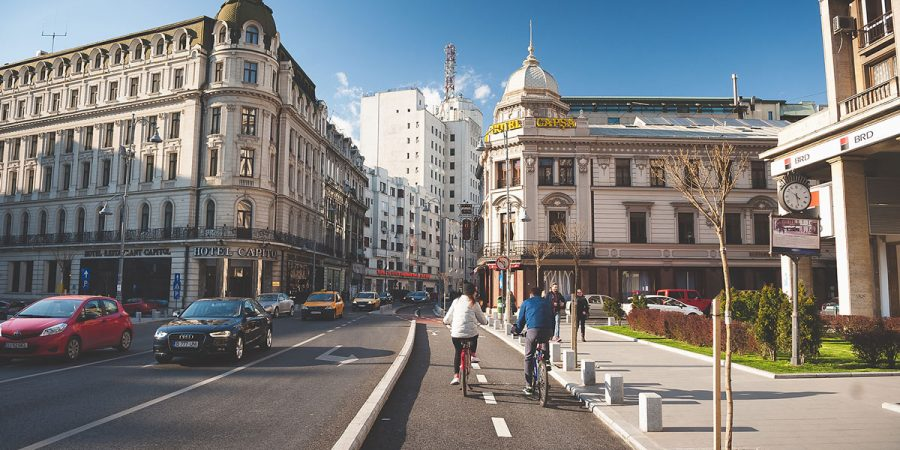 Discover Bucharest's best: Romanian food, buildings & history, parties in the Old Town