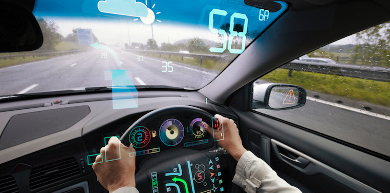 Smart Cars @ iCEE.fest 2017: 5 technologies that could improve your daily driving experiences