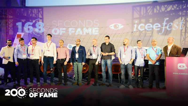 "iCEE.fest 2017 is preparing a special day for Startups: successful entrepreneurs, a dedicated workshop and the ""200 Seconds of Fame"" competition"