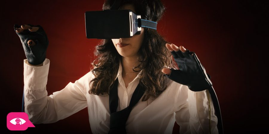 Ready to be amazed?The spectacular world of virtual and augmented reality is back @ iCEE.fest 2017