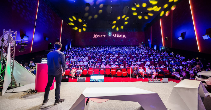 """""""200 Seconds of Fame' pitching competition @iCEEfest2017 brings on board the Spherik Accelerator: Dan Sturza, member of the Jury raises the bar expecting """"clear & concise pitches that hopefully will deliver punchy stories and exciting new ideas."""""""