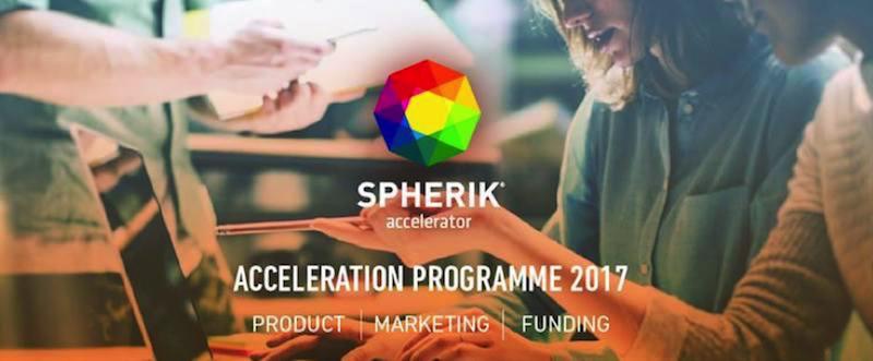 10 startups have finished the Spherik 2017 acceleration program