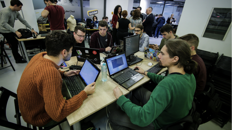 Health Hackathon in Bucharest: the future of health is digital