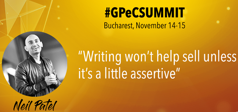 5 reasons to go @ GPeC Summit 2017 on November 14th and 15th