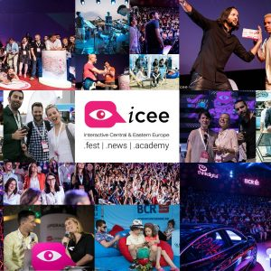iCEE.fest 2018 launched today: top speakers from Facebook, Google, YouTube, LinkedIn, CNN, Netflix, Financial Times and many more will join us in Bucharest, Romania, June 14 and 15