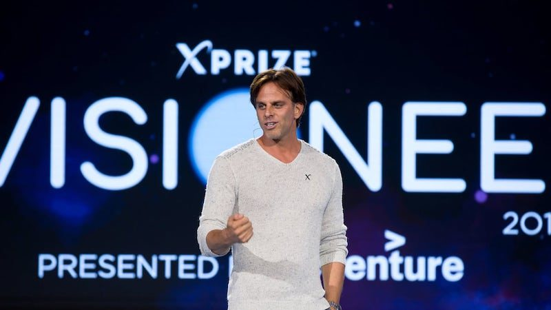 Last-minute confirmation: Marcus Shingles, ex-CEO of XPRIZE Foundation – will speak in Bucharest on Thursday at the opening of iCEE.fest: UPGRADE 100