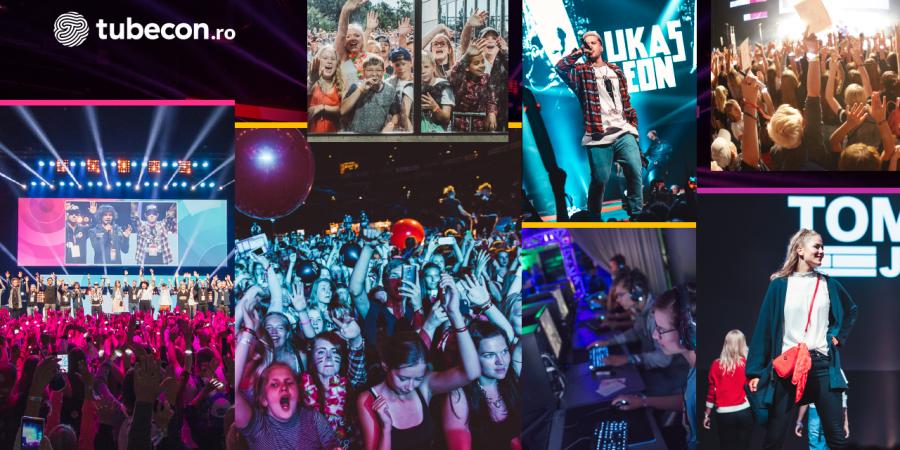 TUBECON, festivalul european al creatorilor independenți de conținut video, se pregătește de lansare și în România
