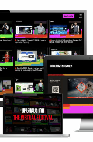UPGRADE 100 Festival, former iCEE.fest, moves to October and launches a FREE online version